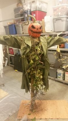 I hope I am not duplicating a thread but I sure would like to see other peoples scarecrow builds. I like how some of the fourm threads are specific to type. Halloween Outside, Halloween Lawn, Outdoor Halloween, Holidays Halloween, Halloween Dance, Creepy Halloween Props, Halloween Scarecrow, Scary Halloween Decorations, Halloween Cubicle