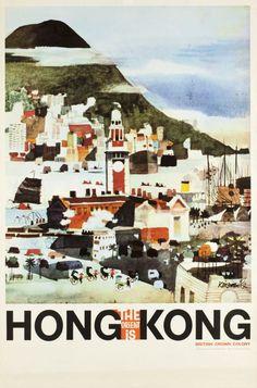 travel hong kong female explorers