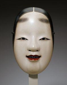 Japan Landscape Artwork - Japan Outfit Plus Size - Japan Clothes Fashion - - Chinese Mask, Japanese Noh Mask, In Praise Of Shadows, Noh Theatre, Japan Illustration, Japan Landscape, Japan Outfit, Art Japonais, Landscape Artwork