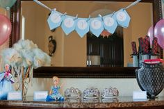 Cinderella Party {The Details}