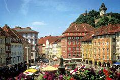 Austria-Estiria-Graz