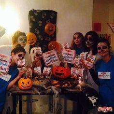 La Team #FantomesMoelleux a pris possession des cookies #Pepperidgefarm !
