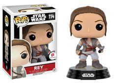 Funko Pop Star Wars The Force Awakens | Rey walgreens exclusive