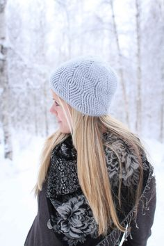 Crochet Hat Pattern  Jane Frost Hat von Mamachee auf Etsy