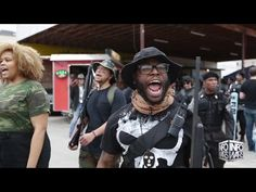 Black Panthers Call For Killing Cops at SXSW