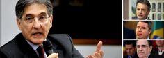 Aécio e cia. deixa rombo de 6 bilhões em Minas Aécio Neves (PSDB-MG) na disputa presidencial de 2014; em vez de contas equilibradas, o estado que foi governado nos últimos 12 anos por Aécio, pelo senador Antonio Anastasia (PSDB-MG) e por Alberto Pinto Coelho, do PP, mas aliado dos tucanos, deixou um rombo de R$ 6 bilhões;  – Leia matéria completa np Brasil 247 - http://www.brasil247.com/pt/247/minas247/173054/Choque-de-gest%C3%A3o-Minas-aponta-'heran%C3%A7a-maldita'.htm