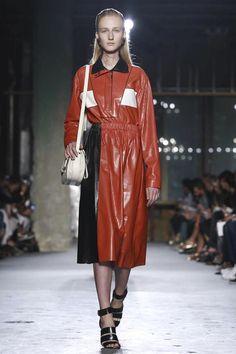 Proenza Schouler Ready To Wear Spring Summer 2015 New York