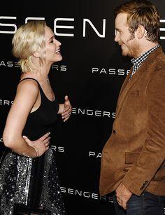 |Jennifer Lawrence and Chris Pratt Passengers