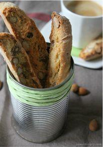 Chickpea Flour Biscotti with Almonds {Grain-Free, Gluten-Free}