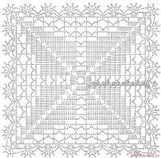 Verifique saia últimas tendências padrão de loja !!! ~ Pattern Crochet