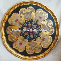 Fiorentino e Bauernmalerei - Al. Giselda - www.ginapafiadache.com
