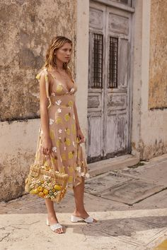 a4d75f4c2 Spring 2018 Ready-to-Wear – For Love & Lemons Rent Dresses, Sequin