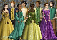 Tudor Disney II by Kathofel.deviantart.com on @deviantART