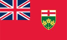 ontario flag | Ontario CA
