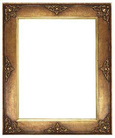Classic Transparent Vertical Frame