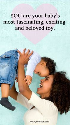 The Very Best Toy is YOU - YOU are exactly what your child needs for optimal development and joy. Gentle Parenting, Parenting Advice, Advice For New Moms, Positive Discipline, Attachment Parenting, Interesting Reads, Everything Baby, Breastfeeding Tips, Happy Baby
