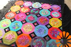 Yesterday I finished up the machine quilting on this beautiful Double Snowball Quilt made by...