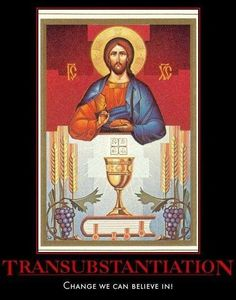transubstantiation change we can believe in