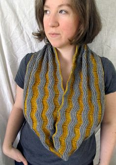 Ravelry: Wavelength pattern by Kate Ray