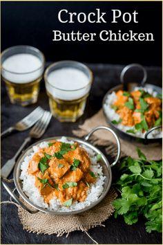 Gluten-Free Crock Pot Butter Chicken Recipe
