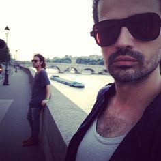 Walking along the water with @tomofromearth + @Shannon Bellanca Bellanca Leto #marsinfrance