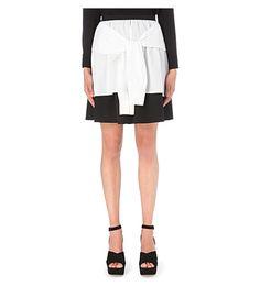 VIVETTA Giacinta crepe skirt. #vivetta #cloth #skirts