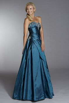 Formal Dresses | Prom Dress By Tiffany's Teal, TIFFANY'S, Prom dresses, Prom Dress ...