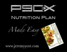 Follow pin to see how I planned and tracked within the P90X nutrition plan