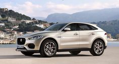 A Jaguar E-Pace cub for the F-Pace mid-sized SUV, which will debut at the Frankfurt show next month, is believed to be under development at Coventry Jaguar Land Rover, Jaguar Suv, Lamborghini, Ferrari, Audi Q3, Carros Jaguar, Peugeot, Crossover, Benz