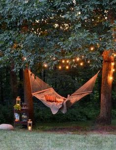12 Hammock Ideas For Your Backyard Relaxation Area - Top Inspirations
