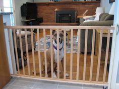 Certainly looking towards trying out this approach. Complete Home Remodel Custom Baby Gates, Load Bearing Wall, Shaker Style Doors, Pet Gate, Small Basements, Home Remodeling, Kitchen Remodel, Old Things