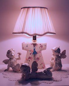Lampa stołowa do sypialni - Inspiracje DecoArt24.pl
