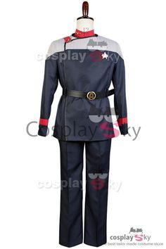 Star Trek Starfleet 31 Uniform Red Cosplay Costume -6
