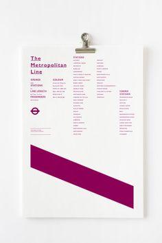 Le métro de Londres toujours aussi fascinant