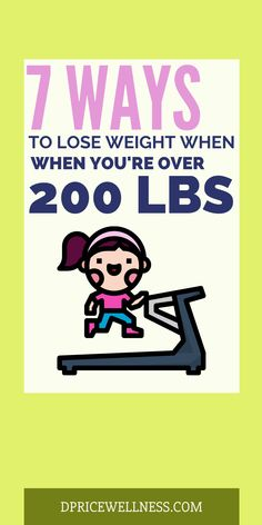 It can be tough to lose weight, especially when you have a lot to lose. Here are 7 tips to lose weight when you're over 200 lbs. #weightloss #loseweight Lose Weight In A Week, Diet Plans To Lose Weight, Losing Weight Tips, Weight Loss Goals, Best Weight Loss, How To Lose Weight Fast, Weight Loss Inspiration, Weight Loss Supplements, Weight Loss For Women