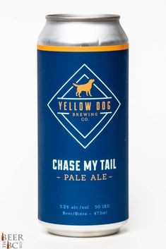 Yellow Dog Brewing Chase My Tail Pale Ale Review