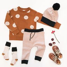 Outfit Kinder von Tinycottons