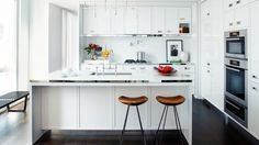 Domaine's Favorite Kitchens of 2014 via @domainehome