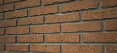 3D Scanned Dutch Brown Brick - 1x1 meters