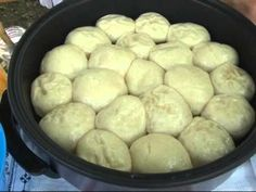 Slovak Recipes, Different Recipes, Dumplings, I Foods, Food Videos, Carne, Feta, Food And Drink, Pudding