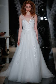 Reem Acra 2014 Bridal Spring/Summer collection  Wedding Dress / Gown for 2014 /