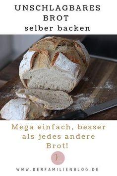 Cake Recipes Easy Chocolate Baking - New ideas Best Bread Recipe, Easy Bread Recipes, Baking Recipes, Cookie Recipes, Dessert Recipes, Desserts, Pizza Recipes, Pampered Chef, Chocolate Cake Recipe Easy