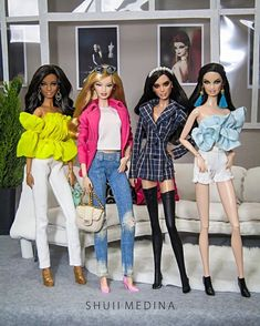 Barbie Clothes, Barbie Dolls, Business Fashion, Business Style, Barbie Collector, Diana, Photo Galleries, Couture, My Style