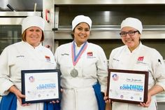 ICE Pastry Students Medal at 2016 US Pastry Competition