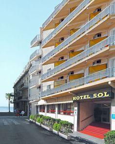 Hotel RH Sol - Fachada