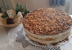 King Torta, Maxi King, Homemade Sweets, Tiramisu, Mousse, Cake Recipes, Ethnic Recipes, Food, Muffin