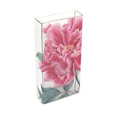 Fringe Peony Tiffany Vase