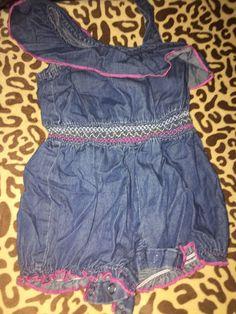 NWT Baby Gap girl 2-piece SUMMER fruit ice cream denim shorts SET 0 3 6 9 12 18