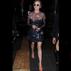 Diane Kruger in #Fall15 out and about at the #Cannes film festival. #dianekruger