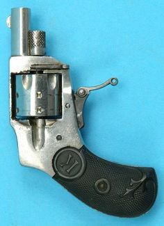 A Baby Hammerless Revolver, ca. 1900
